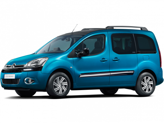 Citroen-minivan