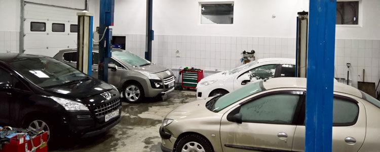 Ремонт Пежо (Peugeot) и техобслуживание в Магнитогорске